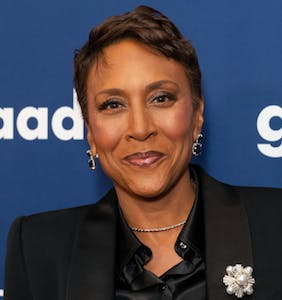 """ABC News exec allegedly told Robin Roberts to be grateful she's not """"picking cotton"""""""