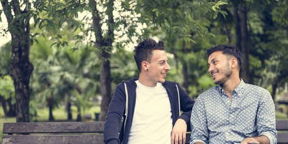 Life before lockdown: Gay guys reveal how they met their boyfriends and dates without apps