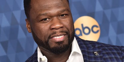 Another day, another vile joke from 50 Cent mocking LGBTQ people