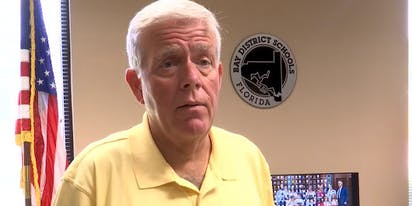 """This school superintendent said being gay is a choice. Now he claims he was """"set up."""""""
