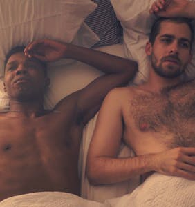 Tim Zientek examines two bottoms in love in the steamy and sweet 'The First'