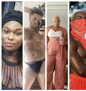 PHOTOS: Masks on masks on masks, best of Queerty's Instagram, July edition