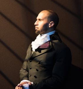 OG 'Hamilton' cast Sydney James Harcourt spills on all the backstage secrets, and the new movie
