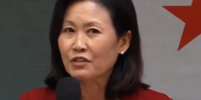 Republican candidate brags about pulling her daughter out of college for supporting LGBTQ rights