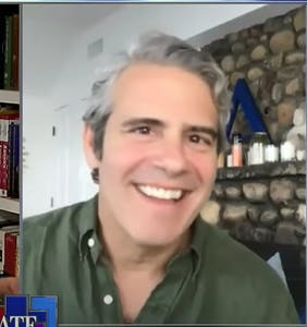 WATCH: Andy Cohen gets quite intimate about daily life