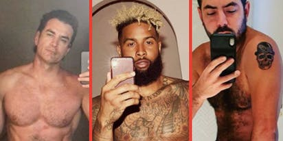 8 male celebs who had to come out as straight after everyone thought they were gay or bi