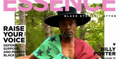 "Billy Porter takes us to gay church by destroying the ""masculinity game"""