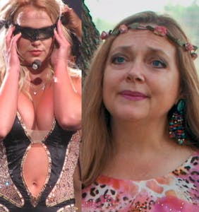 'Tiger King's' Carole Baskin rushes to the defense of Britney Spears. Really.