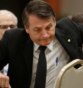After months of downplaying coronavirus, Brazil's antigay president tests positive for COVID-19