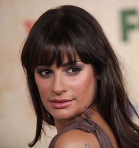 Another one of Lea Michele's former co-stars just spilled a whole pot of tea