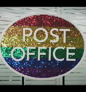 'Post Office Courtney' destroys homophobes on Twitter, and it's awesome