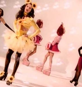 WATCH: That time Gloria Estefan cast a bunch of drag queens to play her in a music video