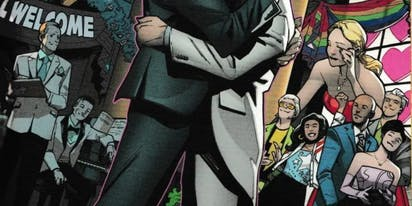 Marvel just said 'I do' to its first-ever gay superhero wedding