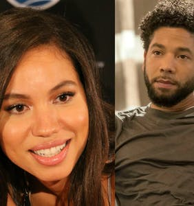 "Jussie Smollett's sister slams hoax allegations: ""I believe my brother"""
