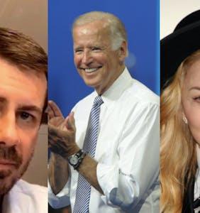 Pete Buttigieg's thigh hair, Biden's VP pick, Madonna's downward spiral