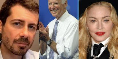 Pete Buttigieg's thigh hair, Biden's VP pick, Madonna's downward spiral
