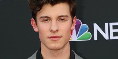 PHOTOS: Masked Shawn Mendes flashes skin outside secret project