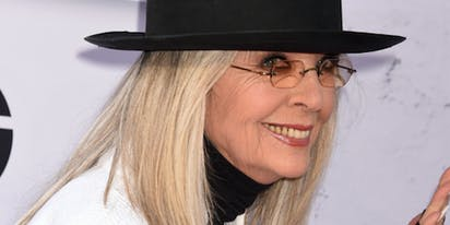 Diane Keaton defends Ellen, gets brutally reminded of that time she supported Woody Allen