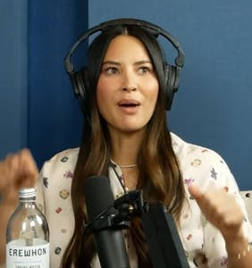 Olivia Munn unleashes homophobic micro-aggressions on ex-boyfriend before outing him on podcast