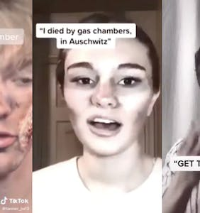 The latest TikTok trend: Holocaust, school shooting, and 9/11 victim role play