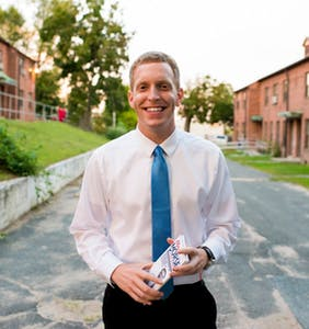 College Democrats apologize for smears against gay candidate Alex Morse