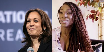 Angelica Ross confronted Kamala Harris about her record; here's her takeaway.