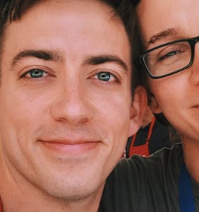 "'Glee' star Kevin McHale just admitted to ""accidentally poisoning"" his boyfriend"