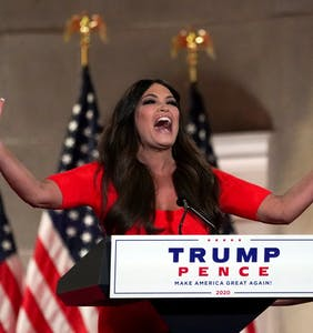 Kimberly Guilfoyle's terrifying six-minute RNC speech as told in memes