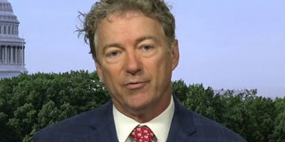 Rand Paul pissed authorities won't investigate murder attempt against him that he clearly made up