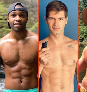 Tyler Posey's sausage, Cristiano Ronaldo's glow & Jack Laugher's furry bedfellow