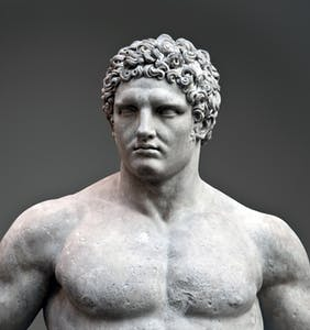 Artist uses facial reconstruction AI to show how Roman emperors looked in real life and WOOF!