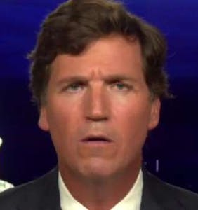 Tucker Carlson has on-air freakout because he can't pronounce Kamala Harris's name