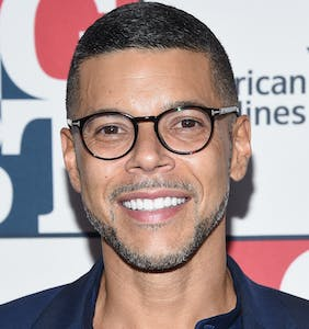 PHOTOS: Wilson Cruz takes it off like it's his civic duty