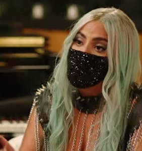 Lady Gaga reveals her battle with self-harm, mental illness