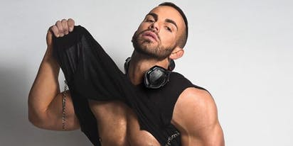 DJ Nick Stracener on how music and working out can help combat depression