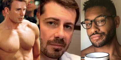 "Chris Evans leaks his own nudes, Mayor Pete talks ""maximum power"", Jeffrey Bowyer-Chapman spirals"