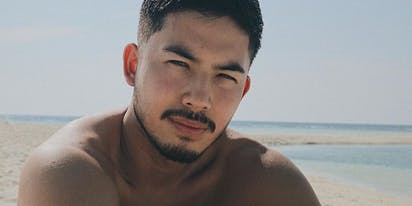 Influencer Tony Labrusca sets the record straight about his sexuality