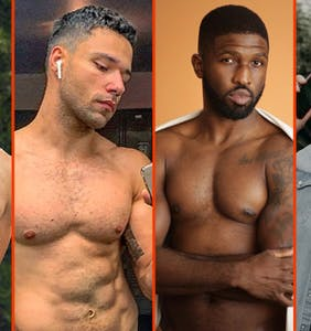Francois Sagat's scenic hike, Chris Salvatore's quick rinse, & Max Emerson's secret handshake