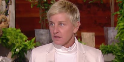 WATCH: Ellen addresses the elephant in the room in season 18 premiere