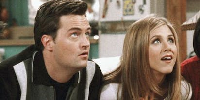 One of the 'Friends' main cast was supposed to be gay