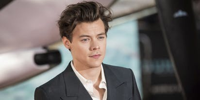 Harry Styles is officially going gay