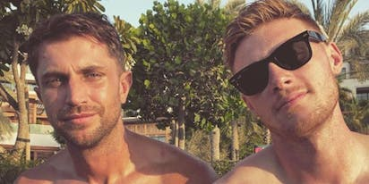 PHOTOS: Turns out these on-screen brothers are off-screen boyfriends