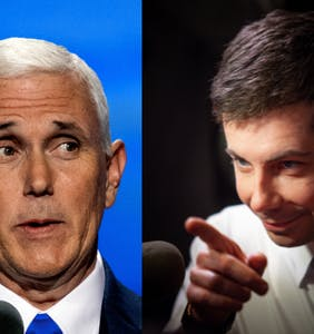 Kamala Harris casts gay man to play Mike Pence for VP mock debate