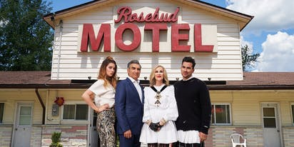 Gay Gasp! Is a 'Schitt's Creek' movie on horizon?