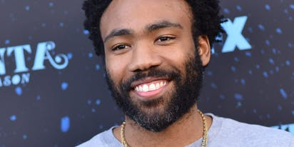Donald Glover opens up about questioning his sexuality