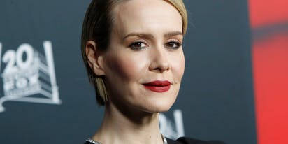 "What makes Sarah Paulson ""want to cut a b*tch""?"