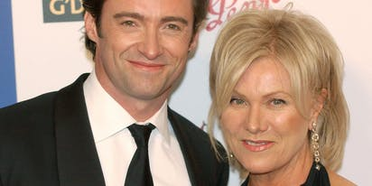Hugh Jackman's wife Deborra-Lee Furness addresses those endless gay rumors