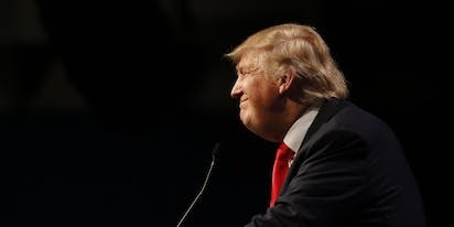Massive campaign leak reveals exactly what Donald Trump thinks of Black voters