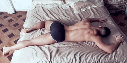 """Straight dude worries his secret hook ups with gay guy are causing """"damage,"""" but he just can't quit"""