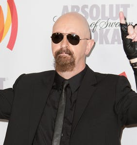 Rob Halford talks about that time he tried to seduce another heavy metal singer back in the '80s